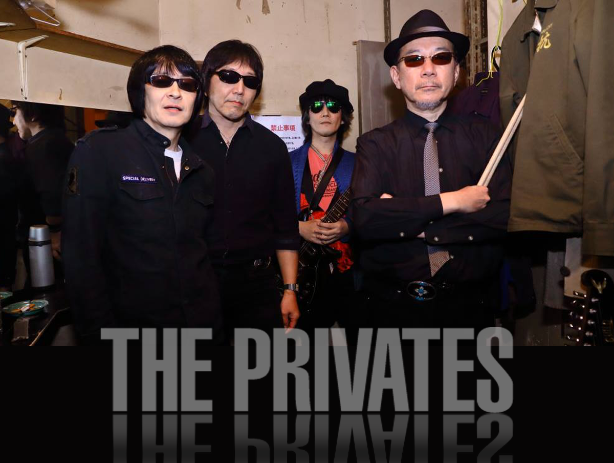 Live Dates Information THE PRIVATES Official Website